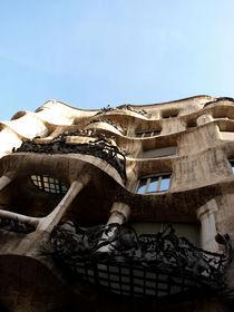 Casa Milá de Barcelona by Nanna Louise Sørensen
