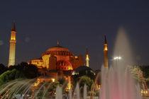 Hagia Sophia I by Mahir Anil Kozan