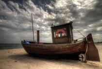 Fischkutter by photoart-hartmann