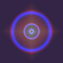 Blue-and-violet