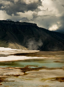 Sulphur Pool by Rick Sharf