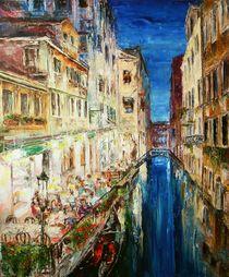 Venice. Midnight von Natalia Pevzner