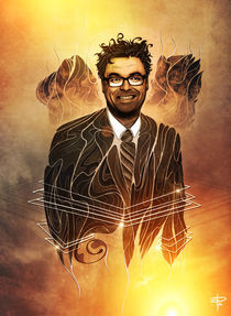 Mauro Ranallo by Domen Colja