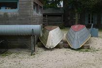 The Boatyard by John Brooks