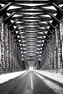Rheinbrücke by Claudio Ahlers