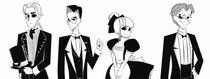 Servants of Steam von Rachelle Louise Dioneda