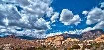 Red Rock Canyon 2 by Carolyn Cochran