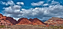 Red Rock Canyon 1 by Carolyn Cochran