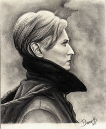 David Bowie LOW by Dianah B