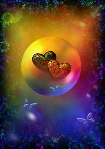 Die Farben der Liebe by Eckhard Röder