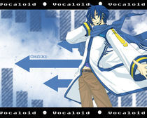Vocaloid - Kaito by balrond