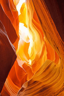 Antelope Canyon by Wicek Listwan