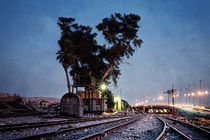 The old railways by Mohamed Abdel Wahab Ali
