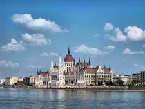 Budapest parliament von Anna Minina