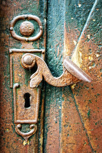 Old Handle by Philip Cozzolino