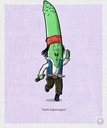 Jack-asparagus