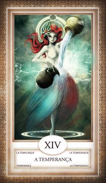 TAROT - card # 14 - a temperança von Anderson Almeida