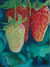 strawberries by ana-jacob