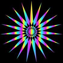 19-9 star ycm rainbow gradient by Chandler Klebs