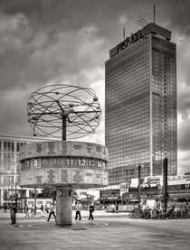 Alexanderplatz by Holger Brust