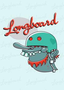 Longboard by pahito