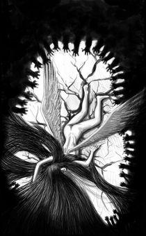 fallen angel von Jaroslaw Wasilewski