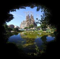 Sagrada Familia von Victoria Hernandez