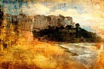 Die alte Stadt am Mittelmeer (Sperlonga) by Mathias May