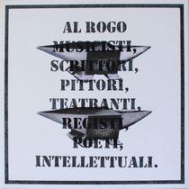 Nuovi buoni propositi. (New good intentions) von Andrea Bonvicini