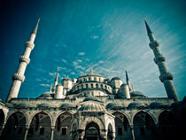 Istanbul - Sultanahmet Camii by Thomas Cristofoletti