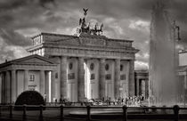Brandenburger Tor by Holger Brust