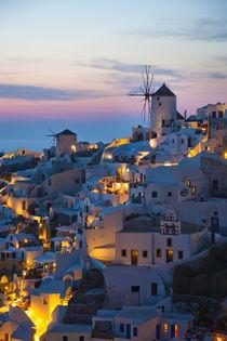 Santorini von marivigonzalezphotography
