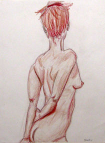 Life-drawing-red
