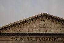 Pantheon von Anna Giulia Gregori