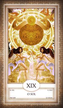 TAROT - card # 19 - o sol by Anderson Almeida