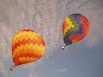 Hot Air Balloons by Danielle Harris