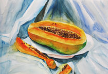 Papaya by cloudrious