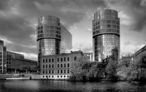 An der Spree BW by Holger Brust