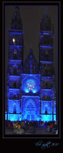 Blaue Nacht in Nürnberg 4 • The Blue Night in Nuremberg 4 von docrom