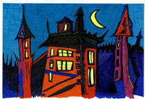 The Night Town by Mila Muratti