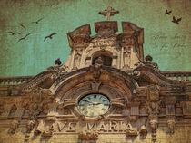 Santuari de Santa Maria de Lluc von AD DESIGN Photo + PhotoArt