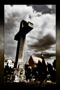 Schatten des Kreuzes • Shadow Of The Cross by docrom