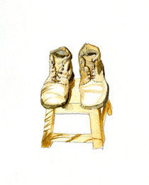 Boots by Iñigo Rotaetxe