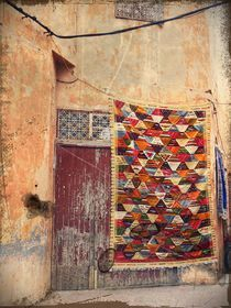 Berber Kelim by Damien Yoccoz