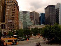 New York City Downtown Manhattan von Jedrzej Jonasz