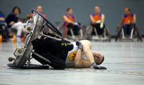 wheelchair rugby, quad rugby von Wiebke Wilting