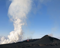 Volcano by Kristinn  Magnusson