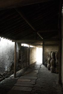 Rice wine brewery, China by Simeon Jones
