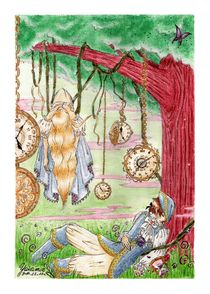 Morpheus' Land by Judyta Hejniak