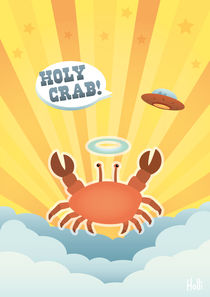 Holy Crab! von Thomas Hollnack